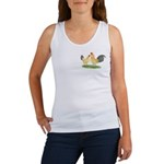 Blue-tail Buff OE Women's Tank Top