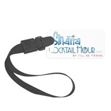 SinatraCocktailHour SHIRT Luggage Tag