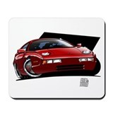 FineTooned Porsche 928 Mousepad