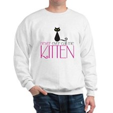 kitten copy Sweatshirt