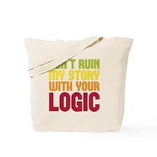 ruindrk copy Tote Bag