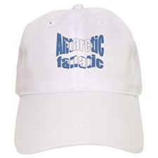 Antarctic fanatic flag Baseball Cap