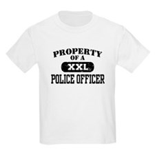 Property of a Police officer Kids T-Shirt
