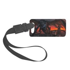 erebus_banner_bright Luggage Tag