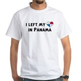 Left my heart in Panama Shirt