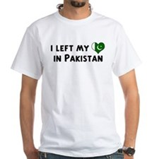 Left my heart in Pakistan Shirt