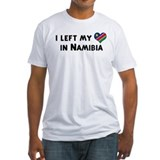 Left my heart in Namibia Shirt