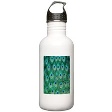 peacockFF Water Bottle