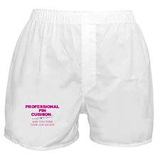 Funny Syringe Boxer Shorts