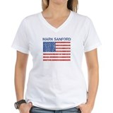 MARK SANFORD (Vintage flag) Shirt
