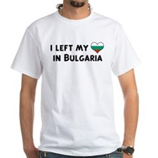 Left my heart in Bulgaria Shirt