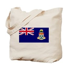Flag Cayman Islands Tote Bag