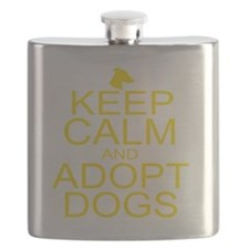 keepCALM-adoptdogs-y Flask