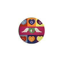 Hooponopono Mini Button
