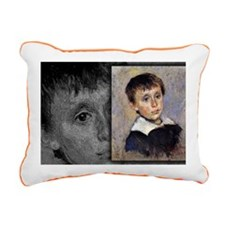 532 Rectangular Canvas Pillow