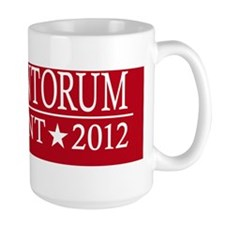 _bumper_mr_santorum_04 Mug