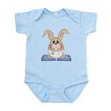 BABY BOY BUNNY Infant Bodysuit