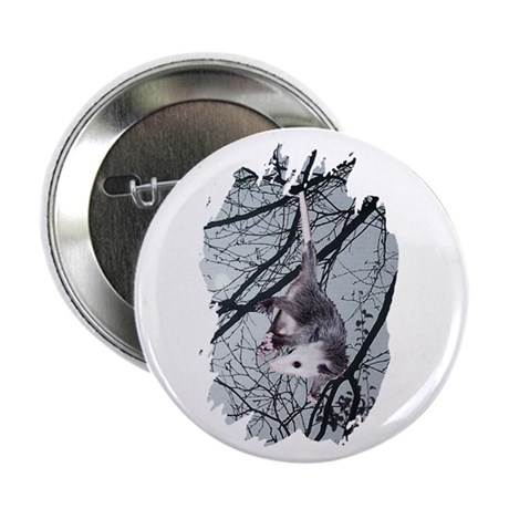 Moonlight Possum Button