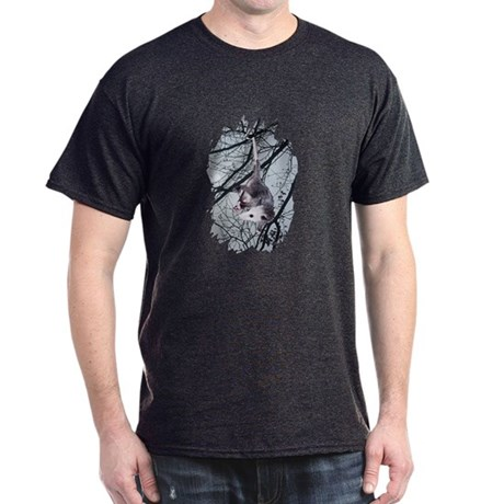 Moonlight Possum Dark T-Shirt