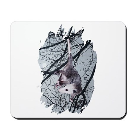 Moonlight Possum Mousepad