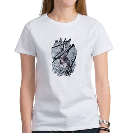 Moonlight Possum Women's T-Shirt