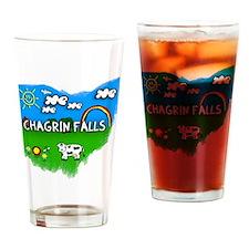 Chagrin Falls Drinking Glass