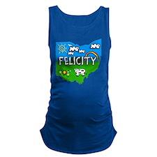 Felicity Maternity Tank Top