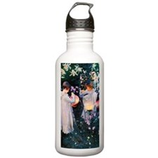 Journal Sargent Lily Sports Water Bottle