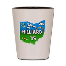 Hilliard Shot Glass