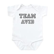 Team AVID Infant Bodysuit