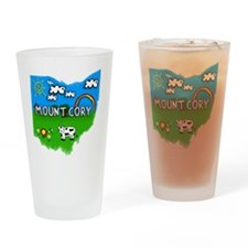 Mount Cory Drinking Glass