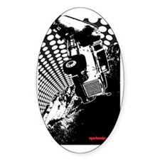 skaterPOSTER2 Decal