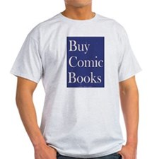Buy Comic Books T-Shirt.