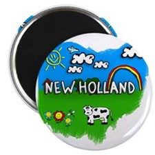New Holland Magnet