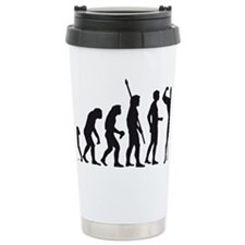 Evolution Bodybuilding Ceramic Travel Mug