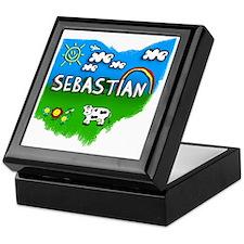 Sebastian Keepsake Box