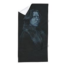 Oscar Wilde Beach Towel