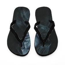 Oscar Wilde Flip Flops