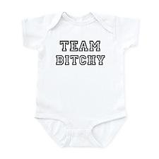 Team BITCHY Infant Bodysuit