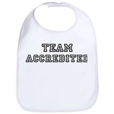 Team ACCREDITED Bib