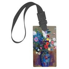 441 Redon Bouquet Luggage Tag
