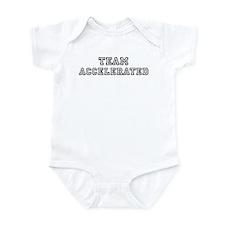 Team ACCELERATED Infant Bodysuit