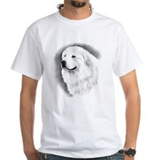 Great Pyr Charcoal Portrait Shirt