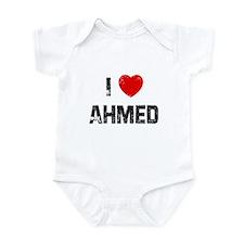 I * Ahmed Infant Bodysuit
