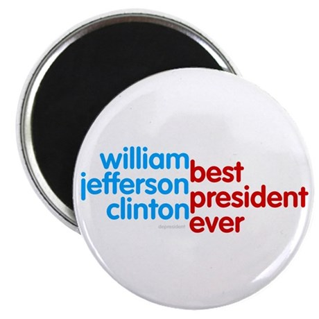 "Best President Ever 2.25"" Magnet (100 pack)"