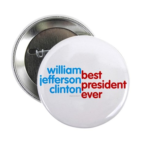 Best President Ever Button