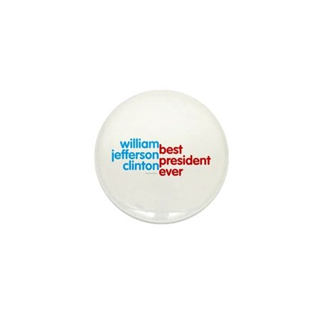 Best President Ever Mini Button (10 pack)