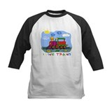 I Love Trains Tee