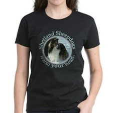 Winter Day Sheltie Tee