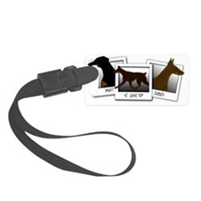 mustlovedobes Luggage Tag